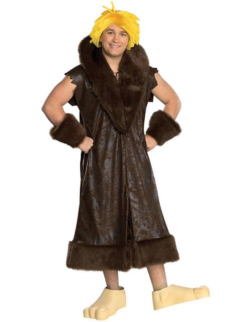 Teens Barney Rubble The Flintstones costume