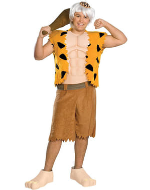 Fato de Bam-Bam The Flintstones para adolescente