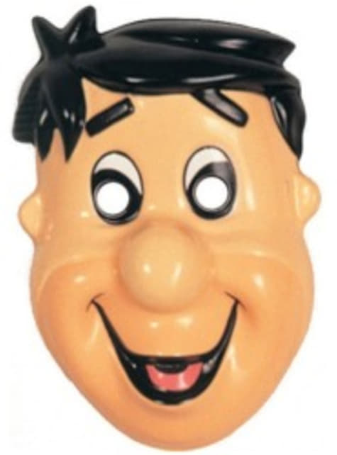 Máscara de Pedro Picapiedra The Flintstones