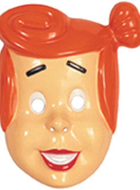 Máscara de Vilma Picapiedra The Flintstones