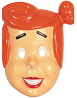 Wilma Familjen Flinta Mask