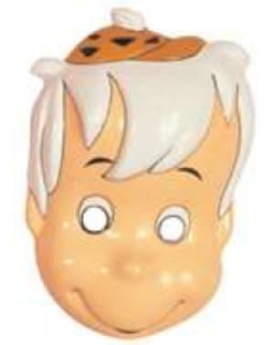 Bamm-Bamm Familie Feuerstein Maske