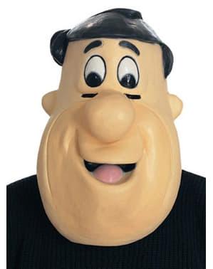Máscara de Fred Flintstone deluxe