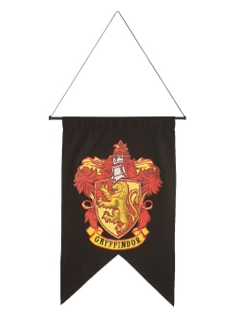 Drapeau Gryffondor Harry Potter