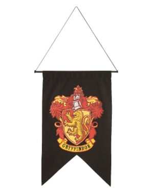 Flagga Gryffindor Harry Potter
