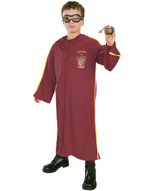 Kit fato de Quidditch Harry Potter