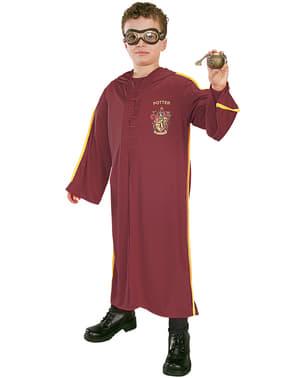 Quidditch Kostüm Set für Kinder Harry Potter