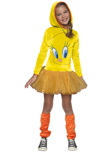 Déguisement Titi Looney Tunes fille