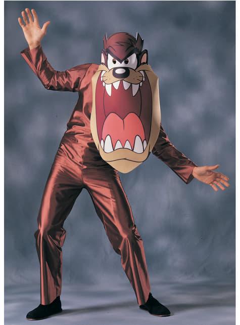 Disfraz de Taz Looney Tunes para hombre