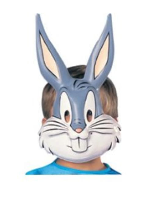 Childrens Bugs Bunny Looney Tunes mask