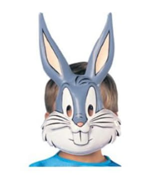 Kids Bugs Bunny Looney Tunes mask