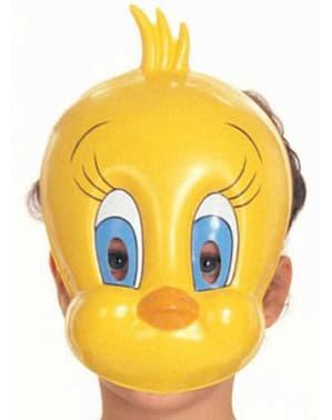 Fuglen Pip Looney Tunes Maske til Barn