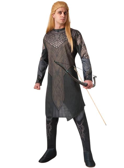 Hobbitten Legolas kostume til mænd