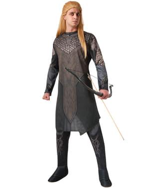 Fato de Legolas do filme O Hobbit para homem