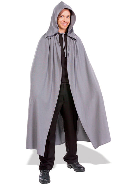 Mens Lord of the Rings elf cape