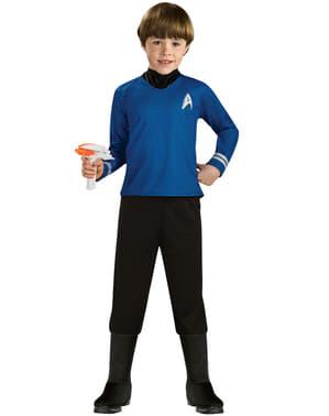 Disfraz de Spock Star Trek deluxe para niño