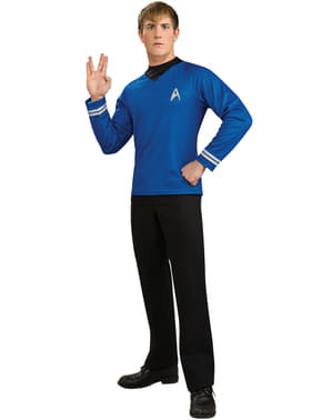 Spock Kostüm für Herren deluxe Star Trek