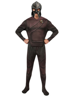 Costum Klingon Star Trek deluxe pentru bărbat
