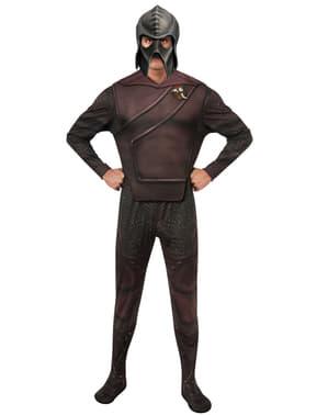 Fato de Klingon Star Trek deluxe para homem