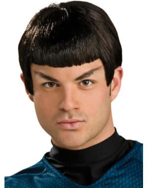 Peruca de Spock Star Trek para adulto