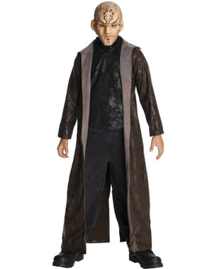 Nero Star Trek deluxe kostyme til gutt