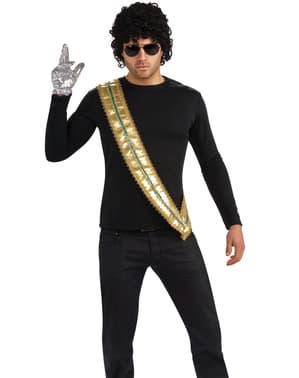 Adults Michael Jackson sash
