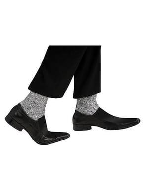 Meias-calças de Michael Jackson para menino