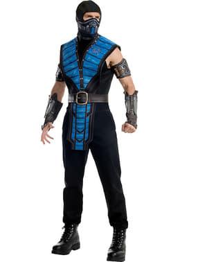 Sub-Zero Kostüm für Herren Mortal Kombat