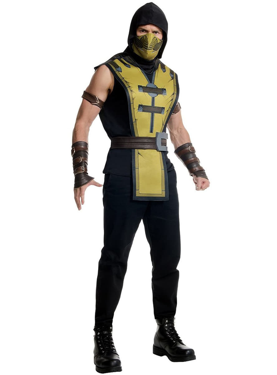 Disfraces de Mortal Kombat  8d010aa1c46