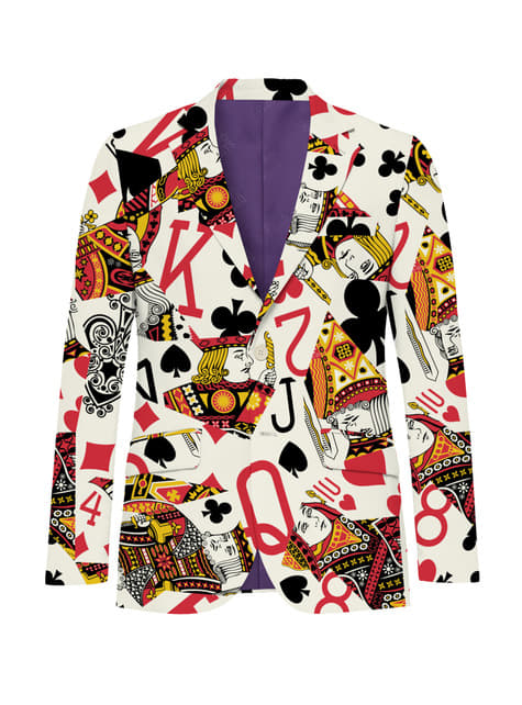 King of Clubs Jacket Opposuit for Men