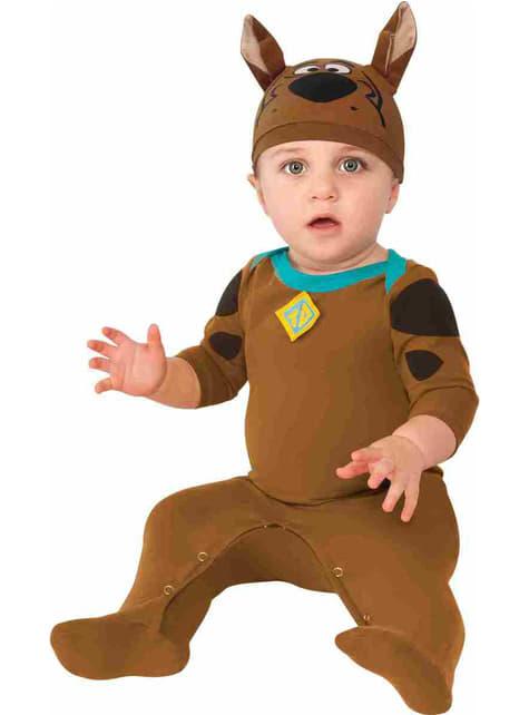 Disfraz de Scooby Doo classic para bebé