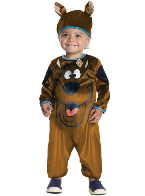 Disfraz de Scooby Doo adorable para bebé