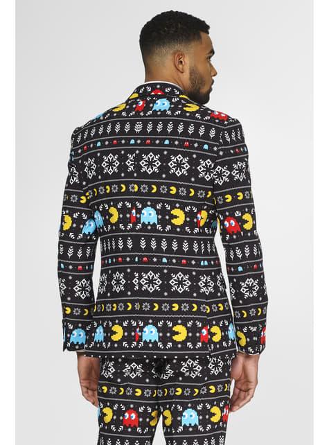 Traje de Pac-Man navideño Opposuits - traje
