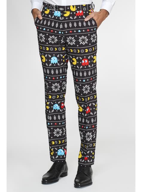 Christmas Pac-Man Opposuit - Halloween
