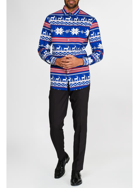 Chemise Rudolph Opposuits homme