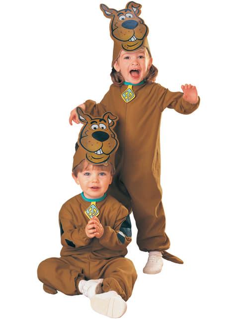 Childrens Scooby Doo costume