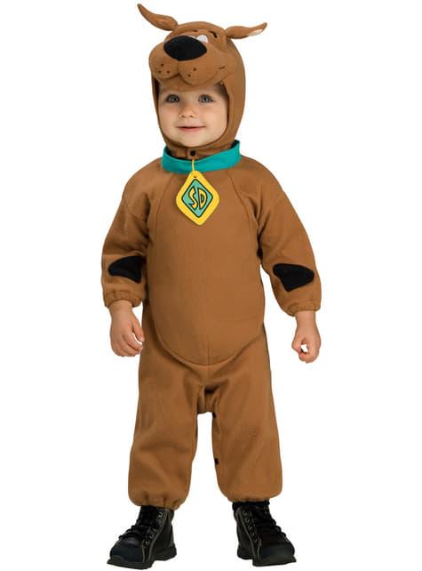 Disfraz de Scooby Doo Máquina del misterio para bebé