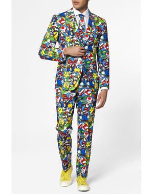 Super Mario Bros Suit - Opposuits