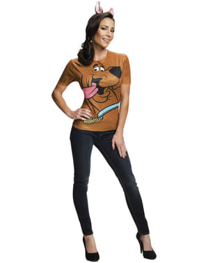 Scooby-Doo Kostüm Set für Damen