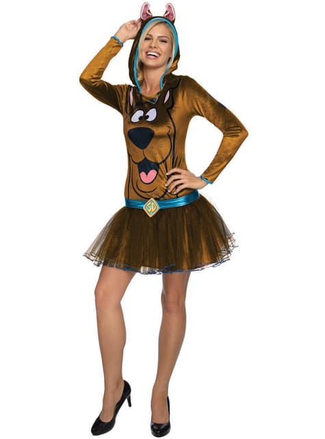 Disfraz de Scooby Doo para mujer