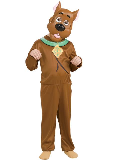 Kit disfraz de Scooby Doo para niño