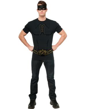 Zorro kostumesæt til mænd