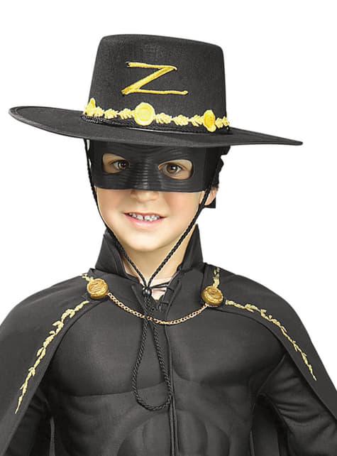 Παιδικό σετ κοστουμιών Zorro