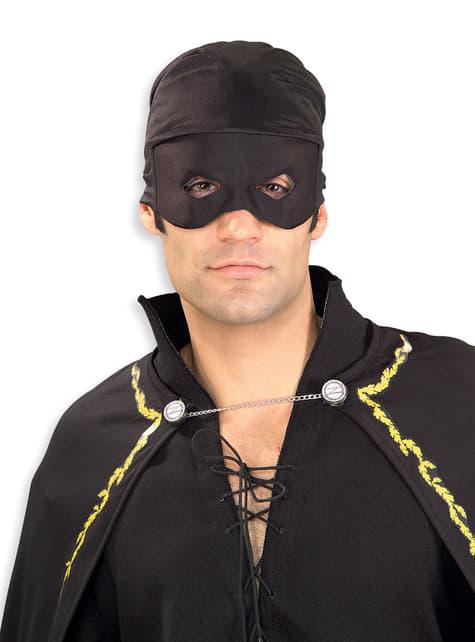 Bandana del Zorro para adulto