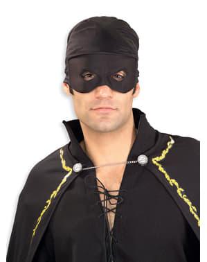Bandana Zorro voor volwassenen