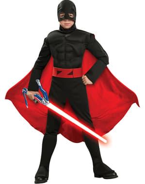 Fato de Zorro Geração Z para menino