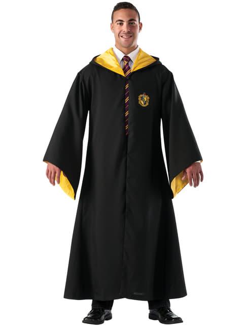 Capa de Hufflepuff Harry Potter para homem