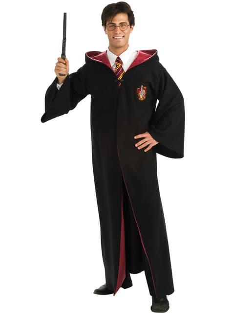 Túnica de Harry Potter deluxe para hombre