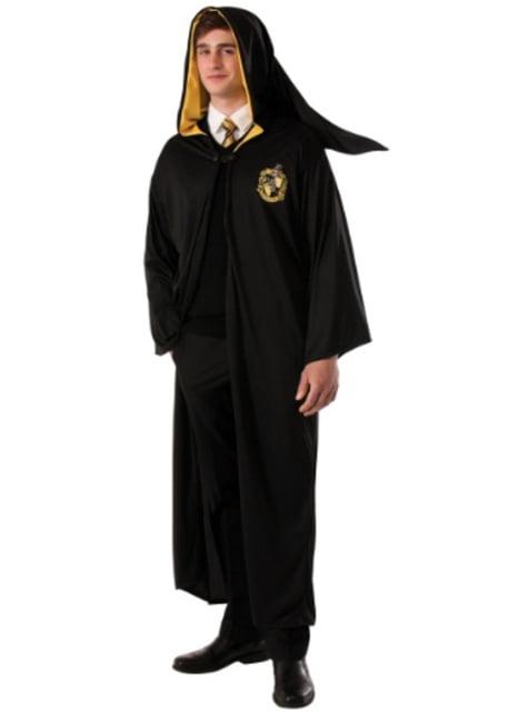 Capa de Hufflepuff Harry Potter para adulto