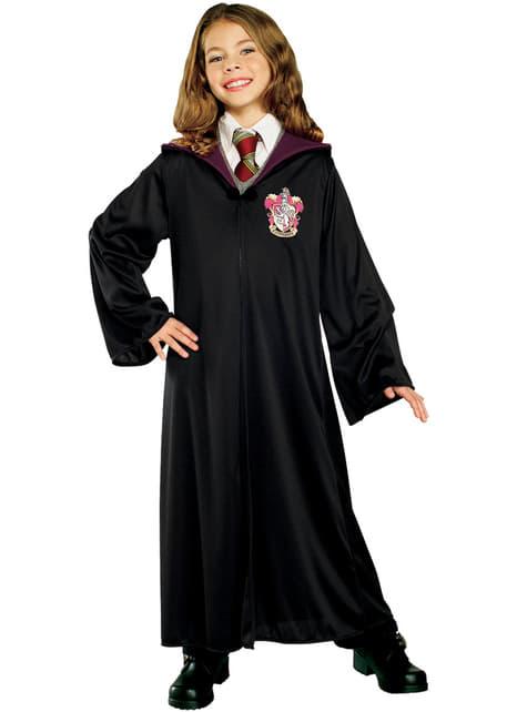 Children Harry Potter Gryffindor Robe